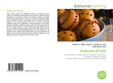 Bookcover of Satsuma (Fruit)
