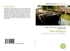 Couverture de Meat Analogue