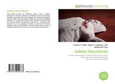 Copertina di Sabbat (Sorcellerie)