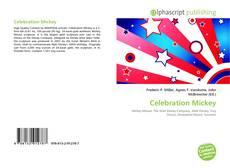 Borítókép a  Celebration Mickey - hoz