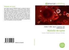 Portada del libro de Maladie de Lyme