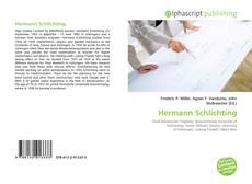 Bookcover of Hermann Schlichting