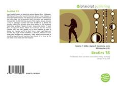 Bookcover of Beatles '65