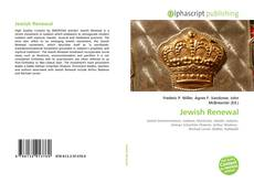 Bookcover of Jewish Renewal