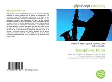 Bookcover of Saxophone Ténor