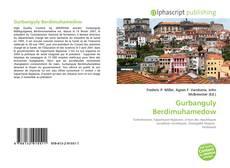 Couverture de Gurbanguly Berdimuhamedow