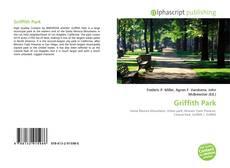 Capa do livro de Griffith Park