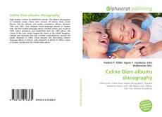 Portada del libro de Celine Dion albums discography