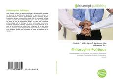 Bookcover of Philosophie Politique