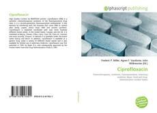 Copertina di Ciprofloxacin