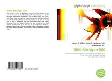 Bookcover of 2000 Michigan 500