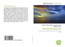 Borítókép a  The Beatles Box Set - hoz