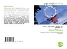 Capa do livro de Buck Williams