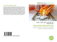 Bookcover of Isosorbide Mononitrate