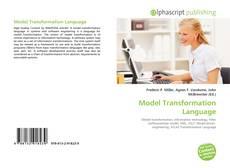 Capa do livro de Model Transformation Language