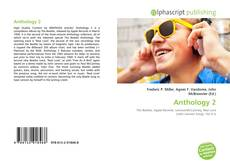 Bookcover of Anthology 2