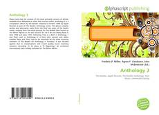 Bookcover of Anthology 3
