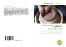 Capa do livro de Bernard Leach