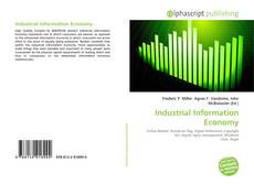 Bookcover of Industrial Information Economy