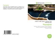 Bookcover of Paysagiste