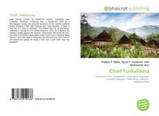 Portada del libro de Chief Tuskaloosa