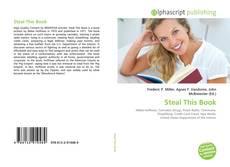 Steal This Book kitap kapağı