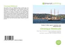 Обложка Chronique Médiévale
