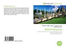 Bookcover of Mikhail Kasyanov