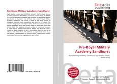 Bookcover of Pre-Royal Military Academy Sandhurst