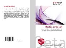 Bookcover of Nestor Carbonell