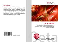 Bookcover of Oscar Nunez