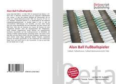 Bookcover of Alan Ball Fußballspieler