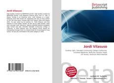 Buchcover von Jordi Vilasuso