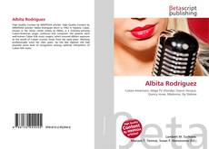 Buchcover von Albita Rodríguez