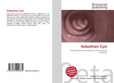 Bookcover of Nabothian Cyst