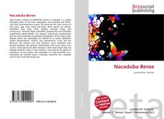 Обложка Nacaduba Beroe