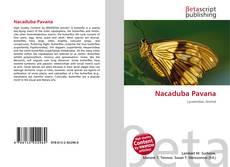 Обложка Nacaduba Pavana