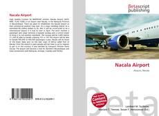 Capa do livro de Nacala Airport
