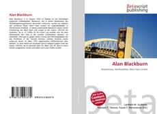 Capa do livro de Alan Blackburn