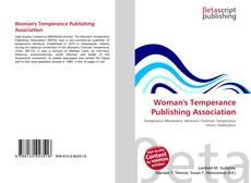 Обложка Woman's Temperance Publishing Association