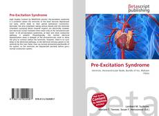 Bookcover of Pre-Excitation Syndrome