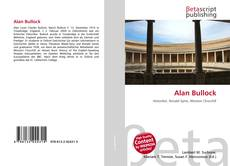 Bookcover of Alan Bullock