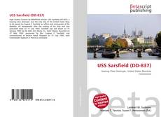 Bookcover of USS Sarsfield (DD-837)