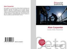 Buchcover von Alan Carpenter