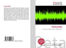 Bookcover of Panicsville
