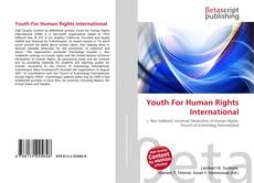 Bookcover of Youth For Human Rights International