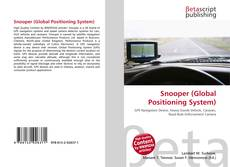 Buchcover von Snooper (Global Positioning System)