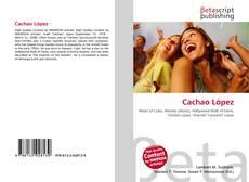 Cachao López kitap kapağı