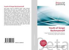 Обложка Youth of Sergei Rachmaninoff