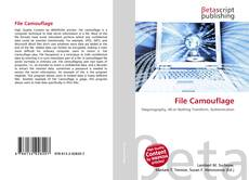 Bookcover of File Camouflage